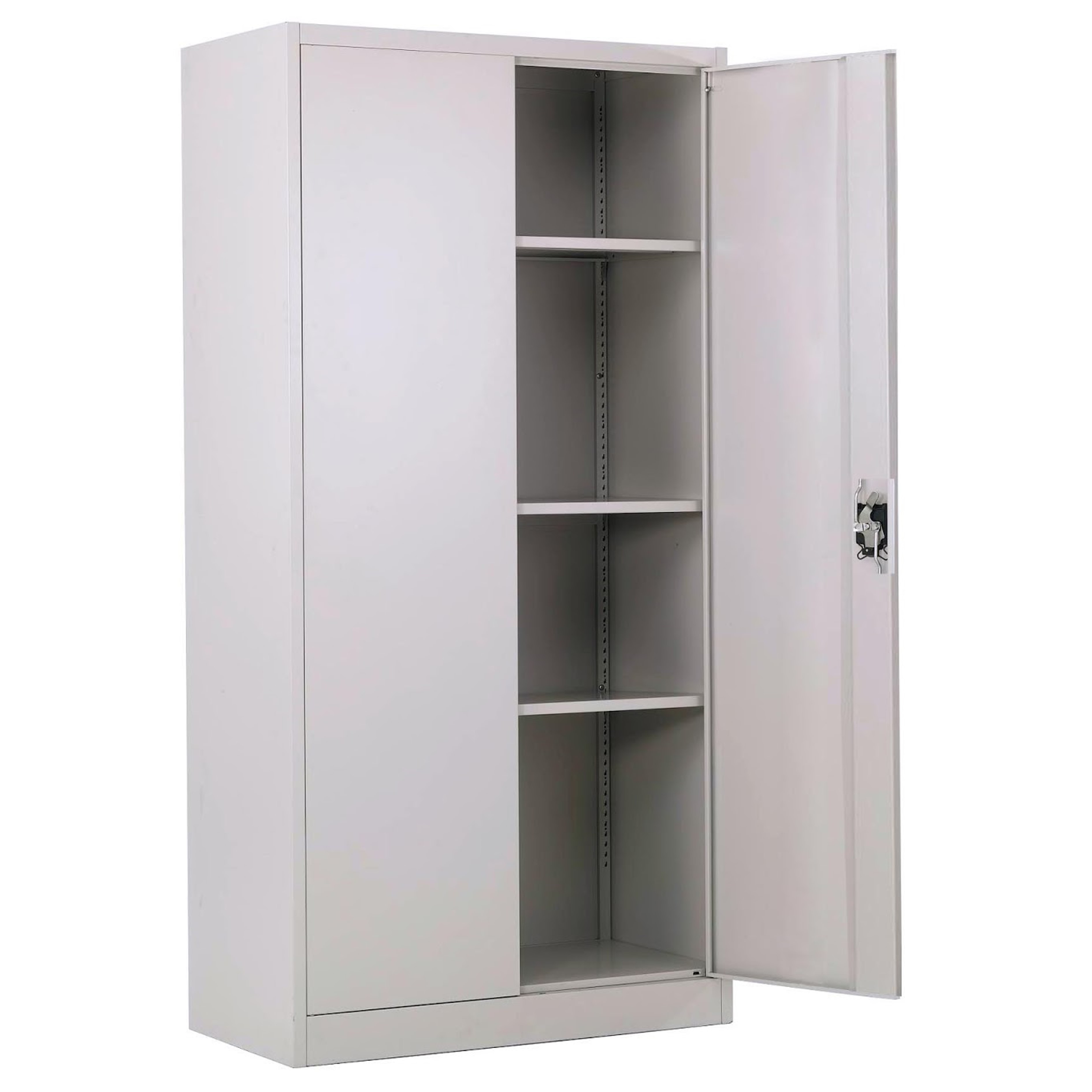 Full Height Steel Cabinet Steel Open Door Gaviton Events