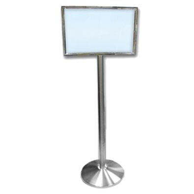 SS Sign Stand