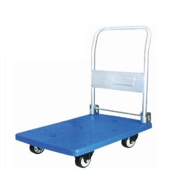 Plastic platform trolley1