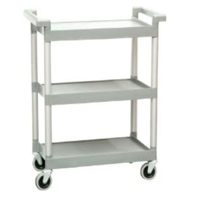 Food trolley-3 tiers