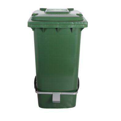 green plastic recycling bin supplier