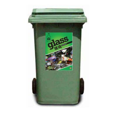 plastic recycling bin supplier